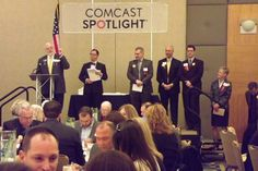 Chamber Leadership Committee Chairs gave their reports as part of the event's Annual Membership Meeting.