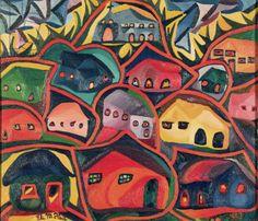 Village in Morro, Brazil / creator Heil, Eli Malvina