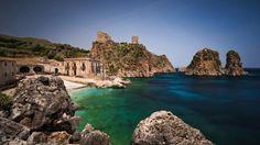 Sicilia Tonnaro di Scopello    #TuscanyAgriturismoGiratola