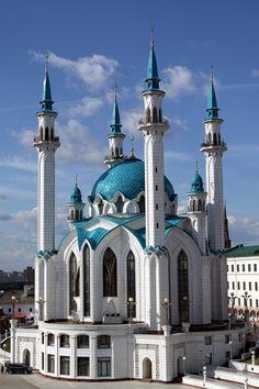 ˚Chapel - Kazan, Russia