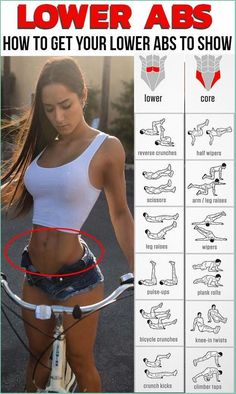The best exercises for your lower abs for a slim look - Fit . - The best exercises for your lower abs for a slim look – fitness – - Gym Workout Tips, Fitness Workout For Women, Body Fitness, At Home Workouts, Fitness Tips, Health Fitness, Physical Fitness, Workout Abs, Fitness Goals