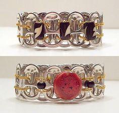 great bracelet with pop tabs