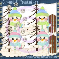 Lil Frosty Fun 2