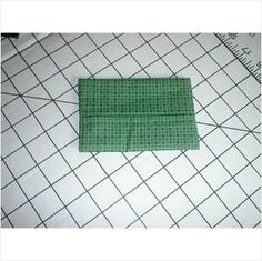 Purse / Pocket Size Tissue Cover - Green Check on eBid United States