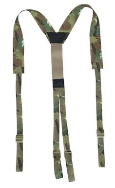 Schultergurt Slimline WARRIOR Elite Ops Multicam