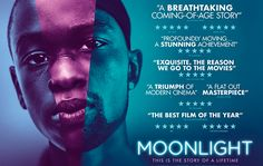 Moonlight (2016) I finally saw this!! Never meant to hold it off so long, but how riveting and compelling the story was!! Definitely worth the wait!!!❤️❤️