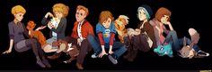 team Chasefield (Life is Strange + Pokemon)