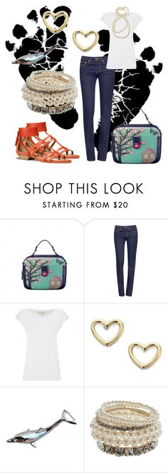"""""""Mission impossible"""" by black-wings ❤ liked on Polyvore featuring Tory Burch, Michael Kors, Marc by Marc Jacobs, Accessorize and Coach"""
