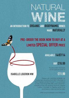 Newsletter - Book offer: Natural Wine | Talks: a Master Sake brewer, Jamie Goode, Isabelle & more | RAWfair