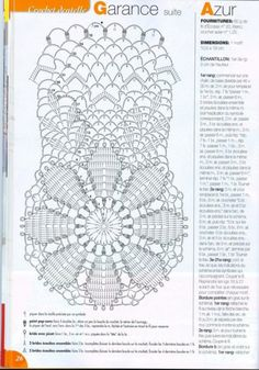 crochet tablecloths magazines | make handmade, crochet, craft