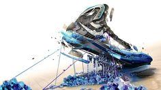 Nike Lunar HyperDunk 2012 on Behance