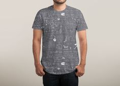 Check out the design Maths by Sarinya Withaya-areekul on Threadless