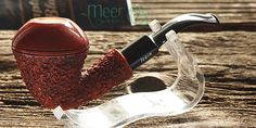 Museum Quality Meerschaum Pipes
