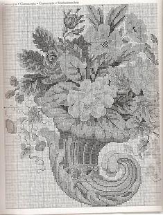 Французские вышивки 19 века