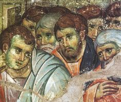 Ο κορυφαίος ζωγράφος της βυζαντινής τέχνης είναι από τη Θεσσαλονίκη | ΘΕΣΣΑΛΟΝΙΚΗΣ ΤΟΠΙΟΓΡΑΦΙΑ Russian Icons, Byzantine Art, Africa Map, Orthodox Icons, Sacred Art, Vignettes, Fresco, Painting, Murals