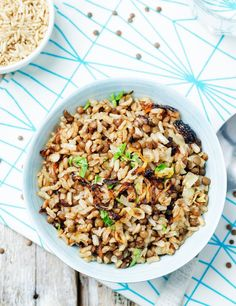 Ochutnejte staročeskou postní kuchyni , Foto: iStock Spiced Rice, Rice Dishes, Lentils, Fries, Ethnic Recipes, Diet, Lenses, Lens