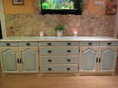 Diy Design, Kitchen Cabinets, Mailbox, Home Decor, Vintage, Mail Drop Box, Decoration Home, Room Decor, Cabinets
