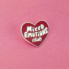 awesome Mixed Emotions Club pin - Tuesday Bassen by http://www.globalfashionista.us/club-fashion/mixed-emotions-club-pin-tuesday-bassen/