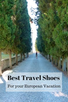 Best travel shoes (cute and comfy) for women for a vacation in Europe this summer and spring (sandals, sneakers, shoes and more). Don't wear ugly travel shoes, check out our chic shoes and sneaker options, tried and tested. Navigate cobblestones and gravel roads like a pro with our comfortable shoes that still blend in with the locals-- whether you visit Italy, Paris (France), Spain or London (England).