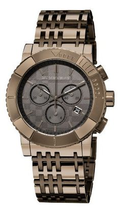 9a319d336fc6 Burberry Men s BU2305 Trench Chronograph Brown Chronograph Dial Watch  Burberry.  460.00. Save 34%