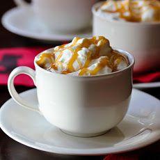 Recipe: Toffee Caramel Latte