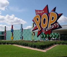 POP Century Resort - My preferred value resort.  I have stayed here four times.  Last time was December 2013.  Book a preferred room if you need to be close to the food court and buses.  No bus sharing!