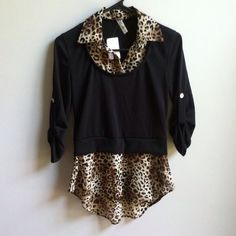 LAST ONE! New with tags! Size small New with tags. Size small available. Retail $30. Bella D Sweaters