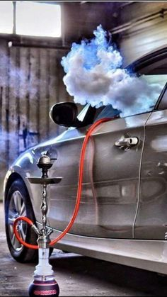 car, style, and shisha Bild