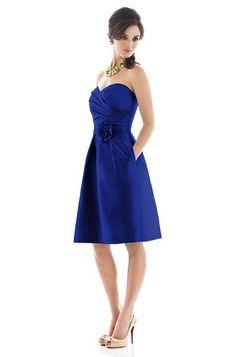 Bianca's dresses