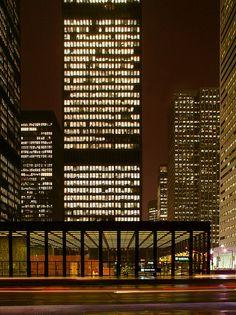 Toronto-Dominion Center  Mies van der Rohe