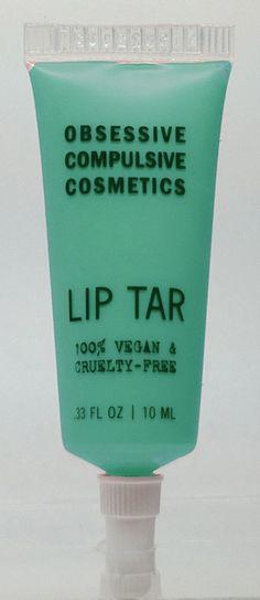Chlorophyll Lip Tar | Obsessive Compulsive Cosmetics