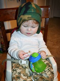 8e88f10eb4f Warm camo   camouflage ear flap hat with tutorial from Tracy s Treasury!  Featured Reader  Regina of Alaska. this was her very first successful  sewing ...