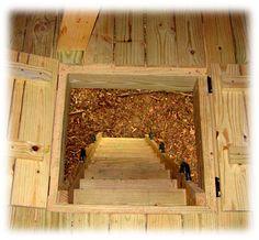 treehouse ladder