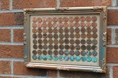 Upcycle old picture frames #creativityelevated