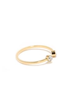 Star Sister Gold Rhinestone Ring  ?utm_source=pinterest&utm_medium=social&utm_campaign=swellmayde