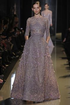 2013 Spring Couture Bridal Inspiration Elie Saab 15