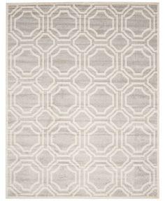 rectangle 5 x 8 outdoor patio rug navy beige safavieh