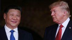 Ο Τραμπ απειλεί την Κίνα με εμπορικό πόλεμο