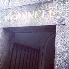 The tomb of Daniel O'Connell where he lies buried with his family☘🇮🇪🍀 Daniel O'connell, Language, Home Decor, Decoration Home, Room Decor, Languages, Home Interior Design, Home Decoration, Language Arts