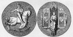 The Great Seal ofKing Richard III of England(1483-1485)