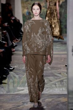 Designed as an outfit for a remake of the TV show Hotel || Valentino (Spring 2014 Couture)