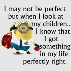 At least something Minions Cartoon, Minions Love, My Minion, Minions Quotes, Minion Stuff, Funny Minion, Favorite Quotes, Best Quotes, Funny Quotes