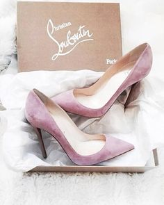 Such a soft colour. Love these, they'd go with so much.