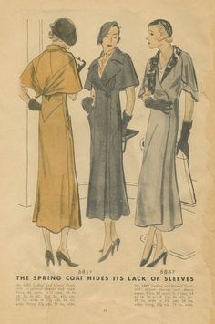 McCall Style News March 1932 in PDF by NewVintageLady on Etsy