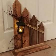 Image result for picket fence key holder