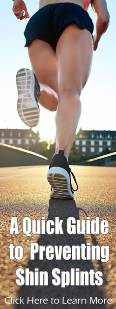 A Quick Guide to Preventing Shin Splints :: Miss Goodhealth