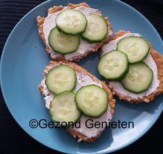 Kaasbroodje / Lunch | Gezondgenieten1.jouwweb.nl