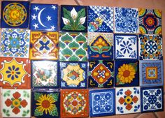 I heart Talavera Mexican pottery!
