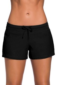 Looking for the perfect Happy Sailed Women Swimsuit Tankini Bottom Board Shorts, Large Black? Please click and view this most popular Happy Sailed Women Swimsuit Tankini Bottom Board Shorts, Large Black. Swim Shorts Women, Board Shorts Women, Tankini With Shorts, Women's Shorts, Coral Shorts, Mini Shorts, Sport Bikinis, Tankini Swimsuits For Women, Fashion Swimsuits