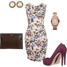 Business Woman, created by misspatricia007 on Polyvore